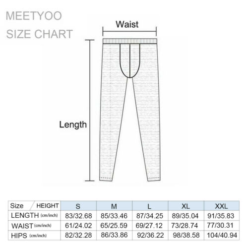 Mens Sport Compression Pants Tights Long Base Layer Leggings Fitness Underwear