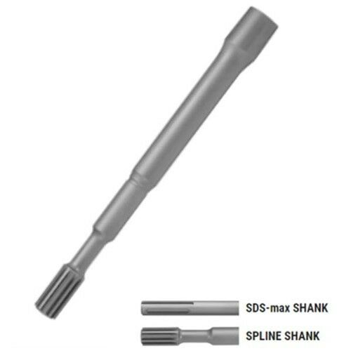 Relton Hammer Core Bits SDS-Max Shank with 10  Drilling Depth