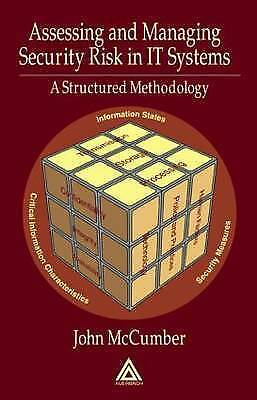 Assessing and Managing Security Risk in IT Systems: A Structured Methodology...