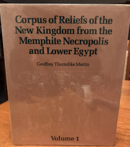 Corpus of Reliefs of the New Kingdom from Memphite Necropolis and Lower Egypt