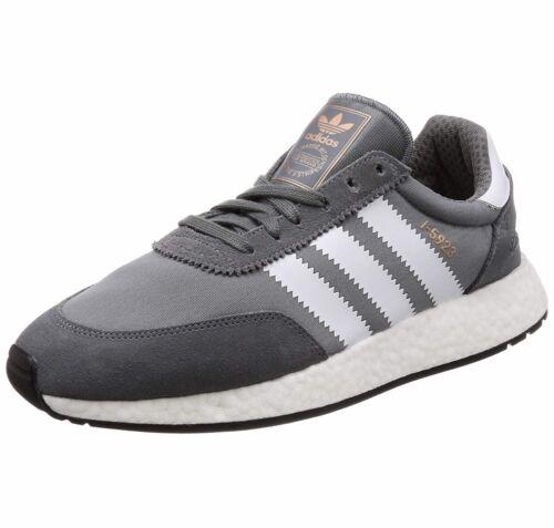 Zapatillas blanco negro hombre zapatillas Original Grey para Adidas Bb2089 deportivas Iniki BqU7Awg