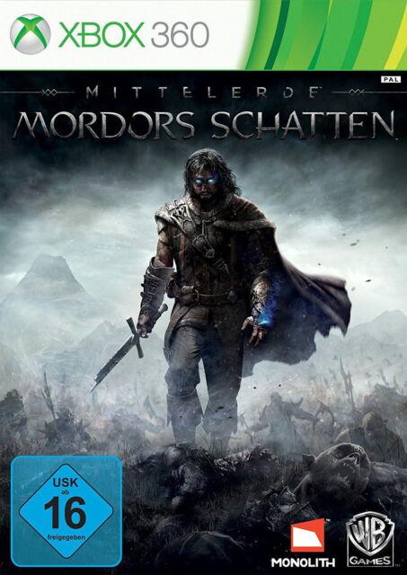 Mittelerde: Mordors Schatten - (Microsoft Xbox 360)
