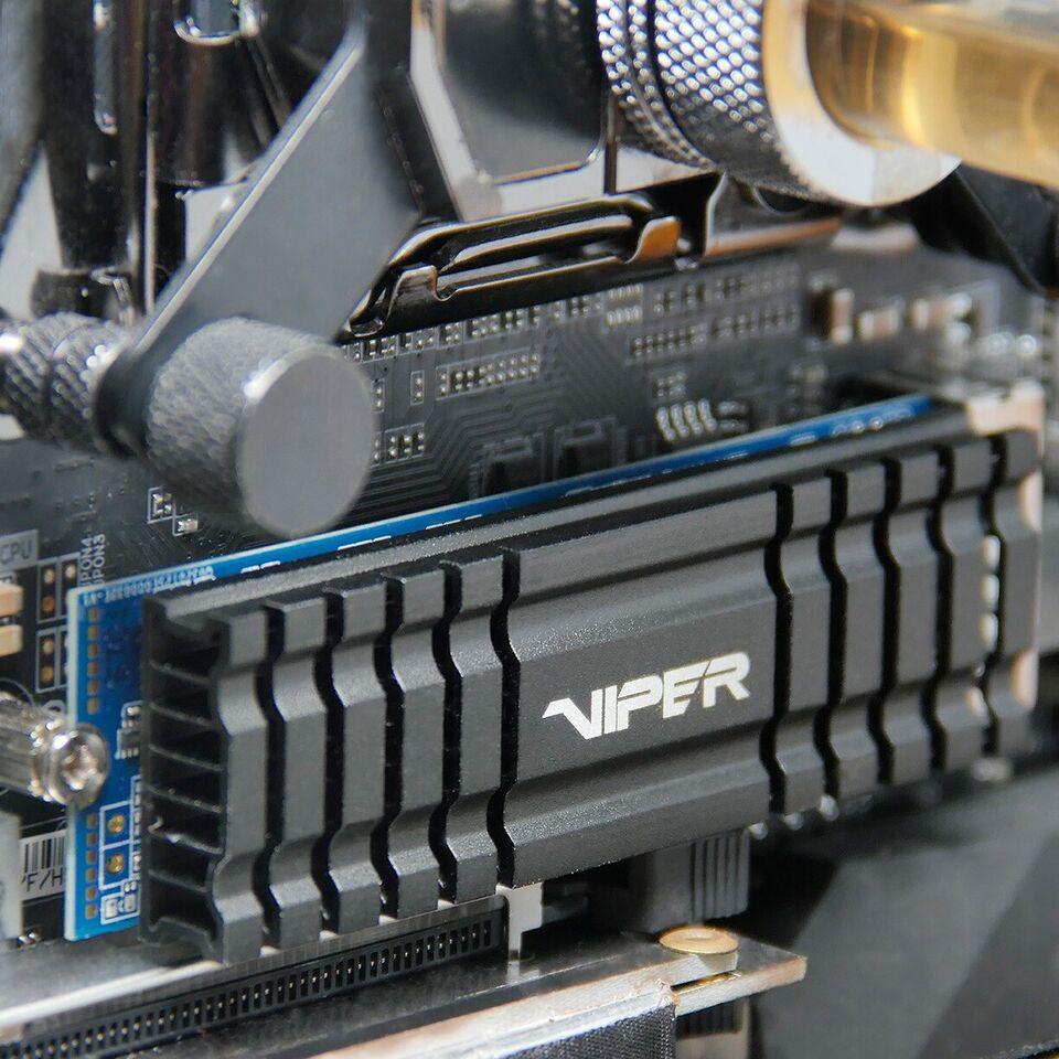 Patriot Viper VPN100, 1000 GB, Perfekt