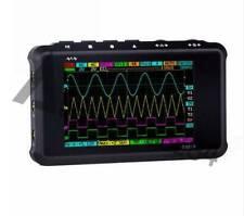Arm Dso213 Nano V2 Quad Pocket Digital Oscilloscope With Plastic Case Usb New