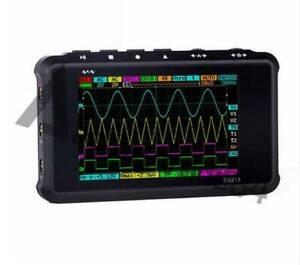 ARM-DSO213-Nano-V2-Quad-Pocket-Digital-Oscillo-scope-with-Plastic-Case-USB-NEW