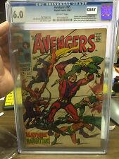 The Avengers #55 (Aug 1968, Marvel)