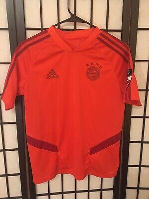 L FC Bayern Munich Adidas Climacool Mens Training 2019 20 Jersey DX9154 Red | eBay