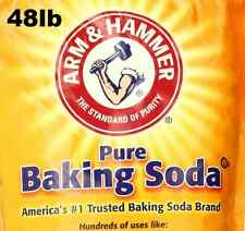 Arm & Hammer Pure Baking Soda - 48 lb - Forty Eight Pounds 3 Day FREE SHIPPING
