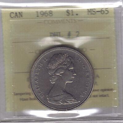CANADA 1$ Dollar 2004 Olympics in MS
