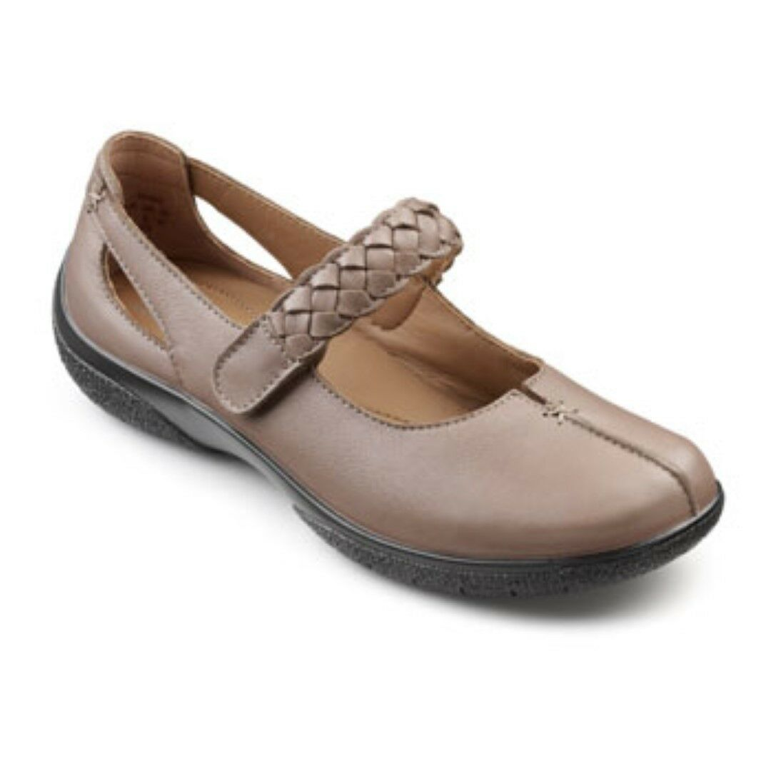 Hotter Shake cuir chaussures confort Flint Taille UK 5.5 EU 38.5 NH08 31 sales