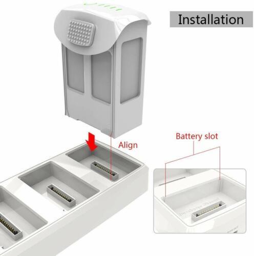 Smatree Battery Charging Hub Charger for DJI Phantom 4 4 Pro Battery