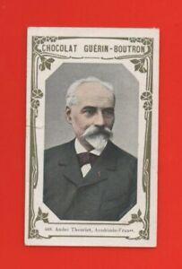 Kitschbild Guérin Boutron - 468 - André Theuriet, Académie Französische (K7224)