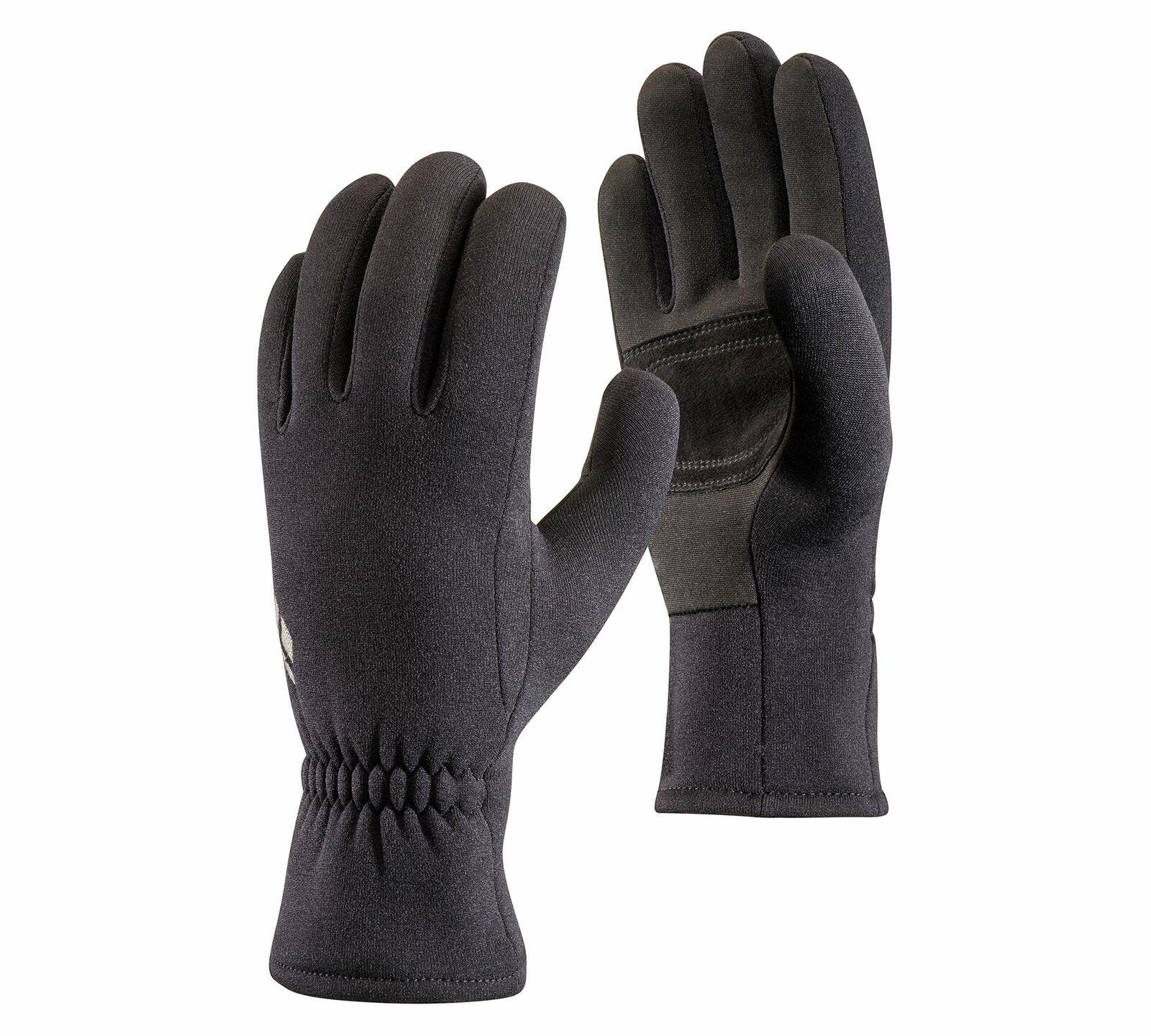 BLACK DIAMOND Midweight Screentap Gloves - XL - Black