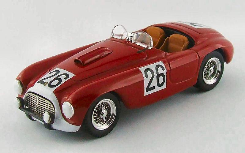 Ferrari 166 mm   26 49th le Manns 1950 p. rubirose p. Leygonie 1 43 MODEL 0286  Découvrez le moins cher