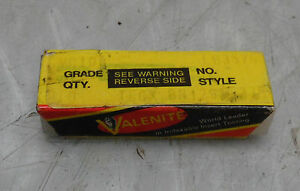 6 - Neuf Valenite Plaquettes Carbure, Tegx Bn1291 375, Garantie 8ouyyx7h-08012153-694204218