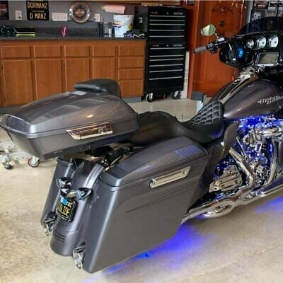 Top-Case Large pour Harley Davidson Touring 1997-2013