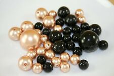BULK BUY! 330 Elegant Faux Pearl Beads Vase Filler Centerpiece Decor Wholesale