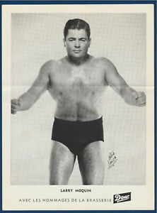 LARRY-MOQUIN-1950-039-s-WRESTLING-DOW-PICTURE-8-1-4-034-X-11-034-32268