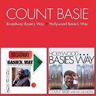 Broadway Basie's Way/Hollywood Basie's Way by Count Basie (CD, Jul-2014, American Jazz Classics)