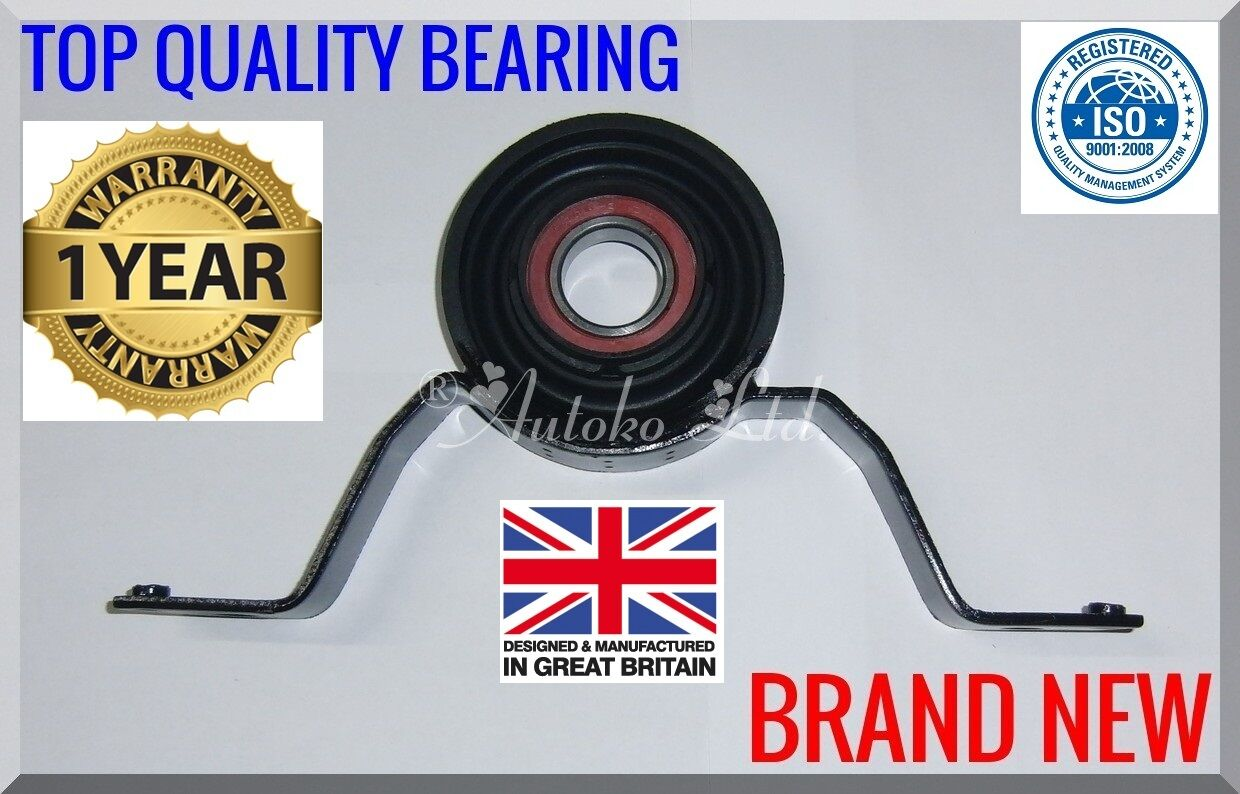AUDI 80 90 S2 RS2 Coupe Typ89 B2 B3 B4 QUATTRO PROPSHAFT CENTRE SUPPORT BEARING