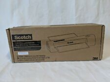3m Tl901x 20 Thermal Laminator Bundle 9in 20 85x11 Pouches New Open Box