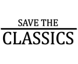 Save-The-Classics-Aufkleber-Old-Alt-Fun-dub-Tuning-Neu-decal-24-Oldtimer-8405