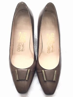 Salvatore Ferragamo Shoes 👠 Green Size