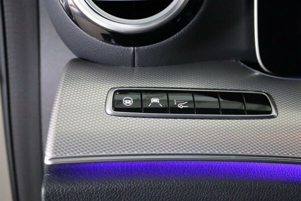 Mercedes E350 d 3,0 AMG Line stc. aut. billede 11