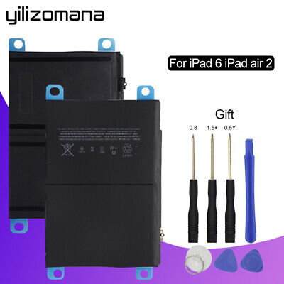 YILIZOMANA For Apple i Pad Pro 10.5 Replacement Battery A1798 8134mAh /& Tools