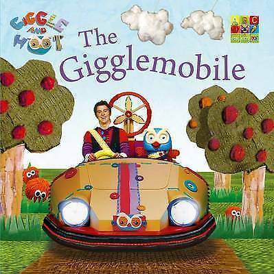 1 of 1 - THE GIGGLEMOBILE -Giggle and Hoot Board book 2011 LIKE NEW - QUALITY ABC PRODUCT