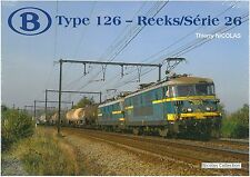 Nicolas Collection 978-2-930748-17-7 SNCB NMBS Type 126 Reeks/Série 26 Neu+OVP