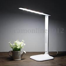 Foldable Dimmable LED Night Light Bedside Desk Reading Lamp Touch Sensor