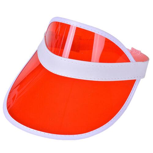 Unisex Women/'s Man/'s Summer Visor Outdoors Baseball Caps Adjustable Shade Hats