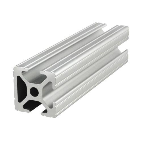 "80//20 Inc 10 Series 1"" x 1"" Three T-Slots Aluminum Extrusion 1003 x 24/"" Long N"