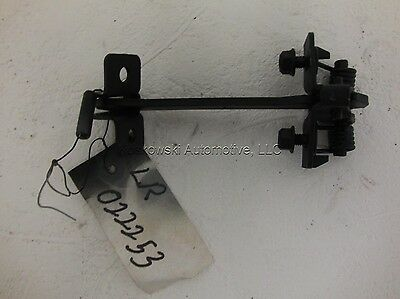 Rear Door Check Arm Assembly 87 Jeep Cherokee Left Driver Side 88 89 90 91 92 93