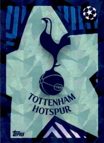 Topps Champions League 18//19 Sticker 193 Club Logo