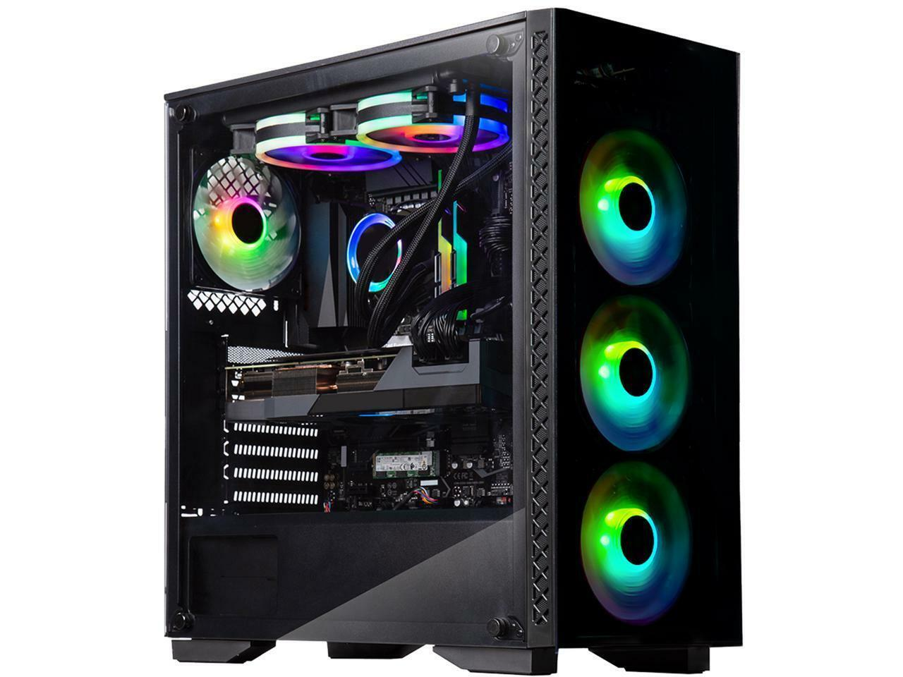 ABS Gladiator Gaming PC - Intel i7 10700K - GeForce RTX 3080 - G.Skill TridentZ