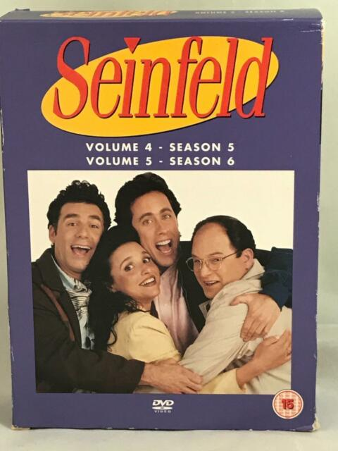 Seinfeld - Series 5-6 - Complete (DVD, 2005)