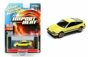 Johnny-Lightning-1-64-50th-Anniversary-Street-Freaks-1990-Honda-CRX-CARJLCP7201