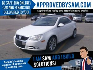 2008 Volkswagen Eos - Be Safe! Buy Online! @ APPROVEDBYSAM.COM