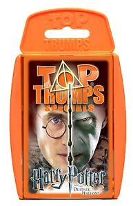 Top Trumps - Harry Potter and the Deathly Hallows Part 2 (Original version)