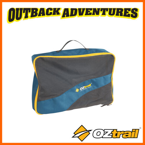 OZtrail MEDIUM NAVY CAMP TRAVEL PACKING CUBE CAMPING STORAGE BAG