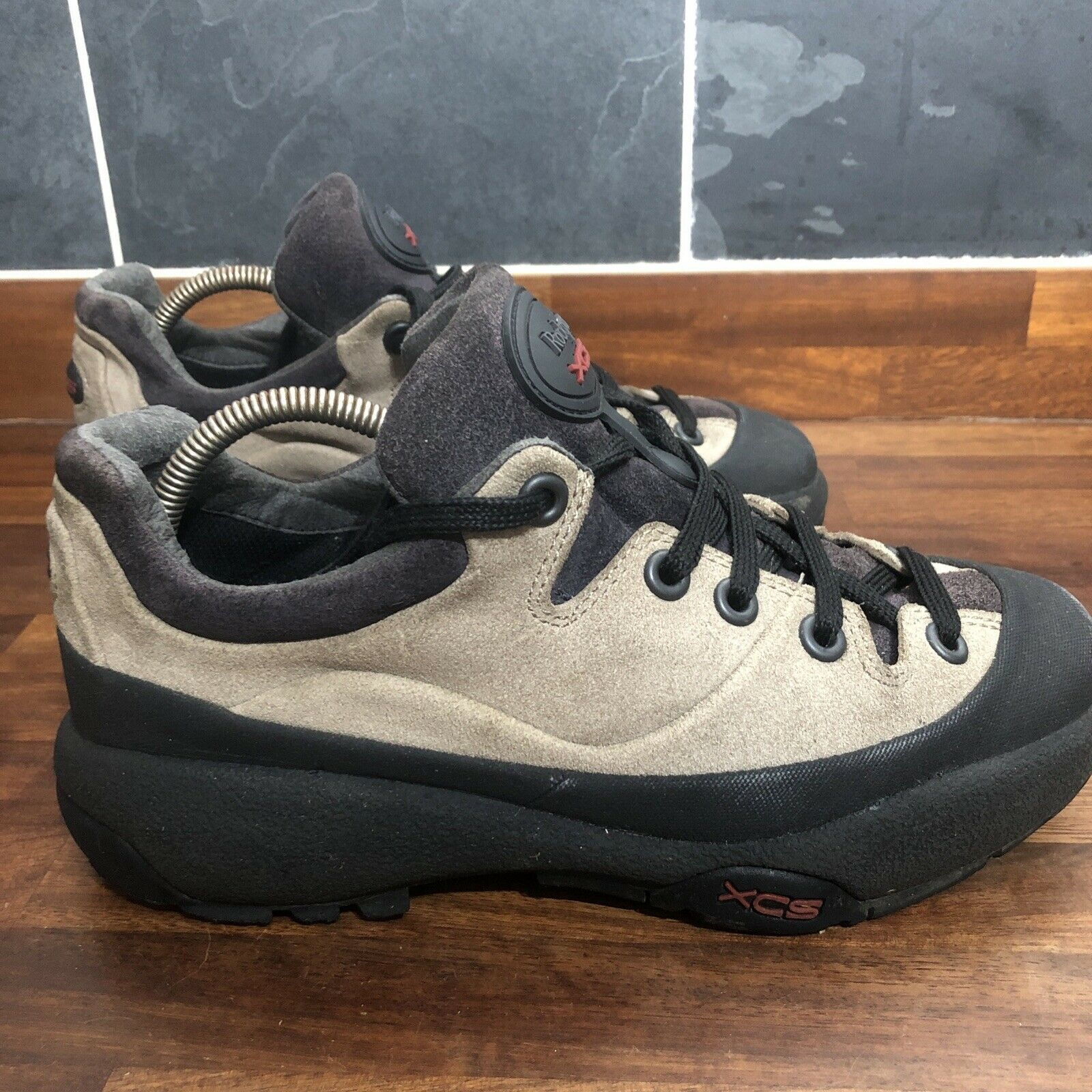 Rockport XCS extreme condition sport Size 9 Walking Camping Trail Mountaineer