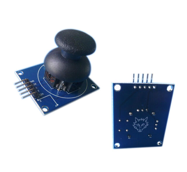 1xJoyStick Breakout Module Shield PS2 Joystick Game Controller for Arduino ET