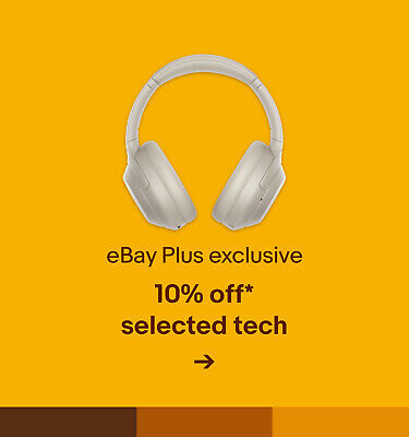 10% off* selected tech