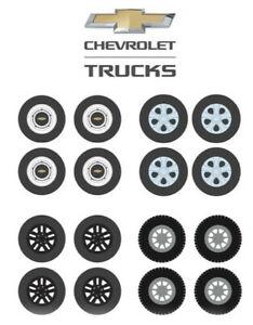 Auto-Body-Shop-Wheel-amp-Tires-Packs-Greenlight-Auto-Modell-1-64-16030-A