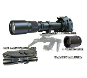 Albinar-500-1000mm-OBJETIVOS-Telephoto-para-Sony-A230-a200-a100-A350-A300-A700