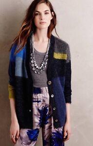 NEW-398-Rhetta-Cardigan-Sweater-by-Erika-Cavallini-Size-Medium