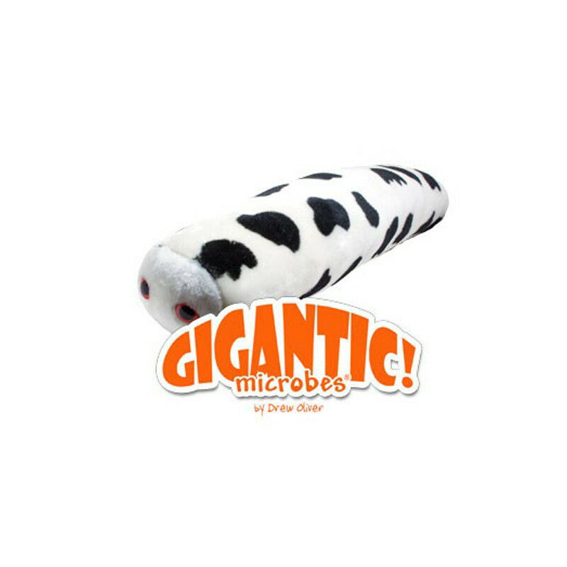 Giant Microbes Plush - GIGANTIC Microbes - Mad Cow Disease