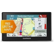 "Garmin DriveSmart 50LM 5"" GPS Sat Nav - Western Europe Lifetime Maps"